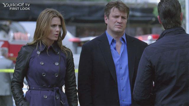 'Castle' Exclusive: The Feds Move In