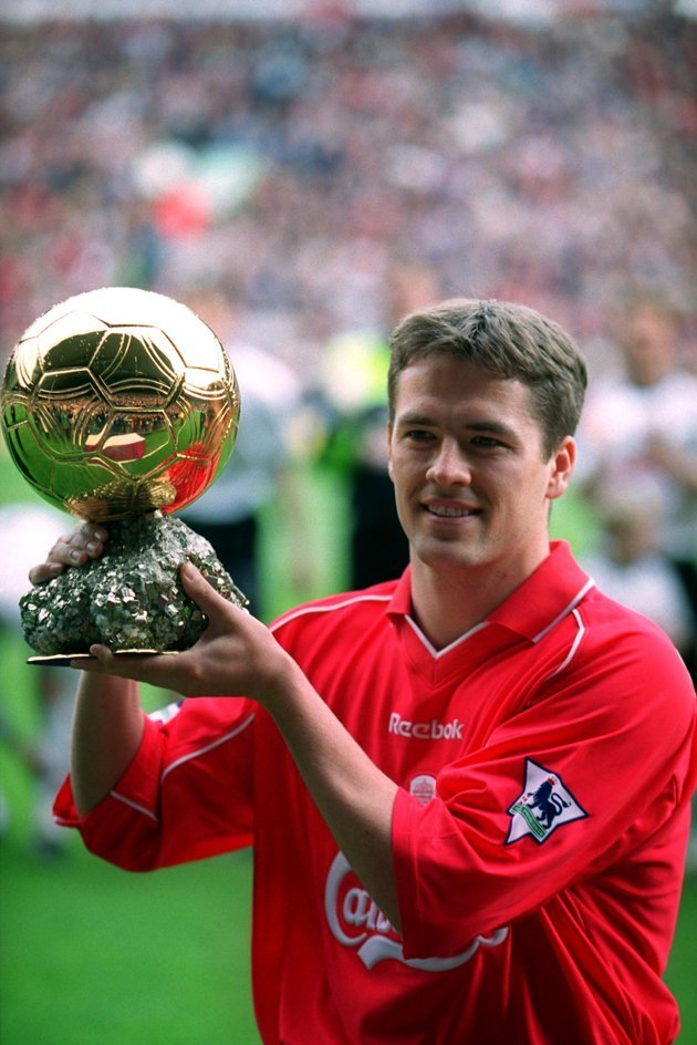 Michael Owen: Should he have left Liverpool at all? (Yahoo! UK Eurosport)