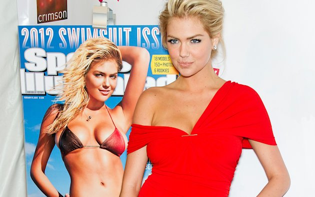 The social media savvy Kate Upton had roles in &quot;The Heist&quot; and &quot;The Three Stooges&quot; comedies, but her nonspeaking part as the cover girl for the Sports Illustrated Swimsuit Edition developed her following. (Gilbert Carrasquillo/FilmMagic)