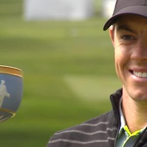Rory McIlroy outlasts them all to win at Cadillac Match Play