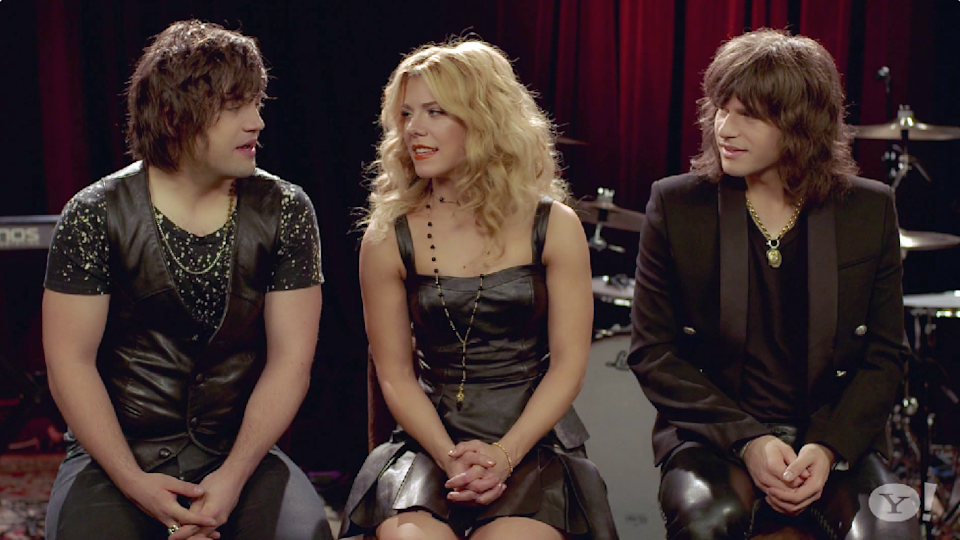 The Band Perry: Exclusive Interview
