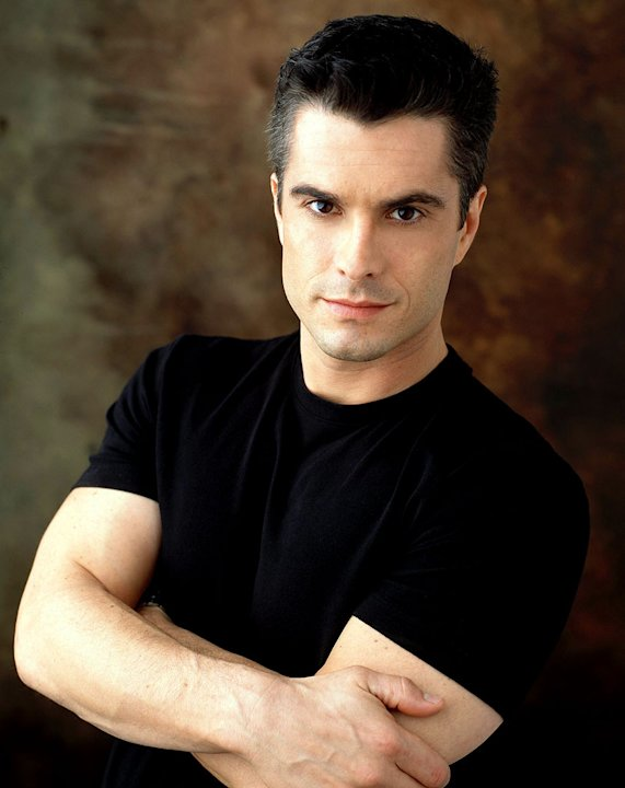 Rick Hearst stars as Ric on the ABC Television Network's General Hospital