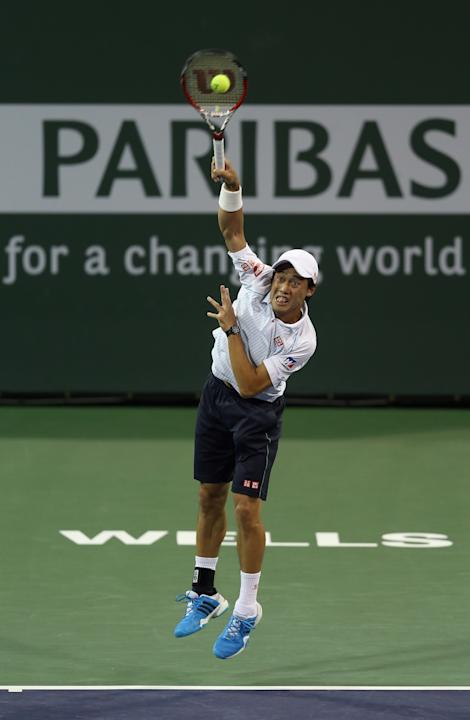 BNP Paribas Open - Day 6