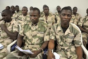 Some of Nigerian soldiers facing trial on charges of …