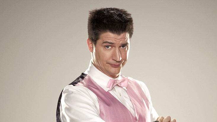 "Ken Marino stars as Ron Donald in ""Party Down."""