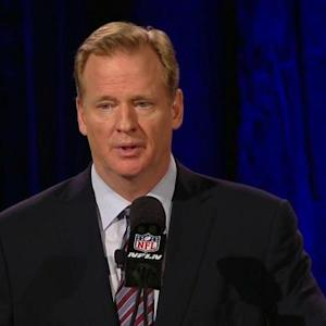 NFL Commissioner Roger Goodell addresses potential conflict of interest