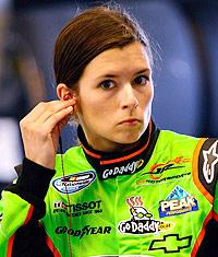 All's quiet on the Danica Patrick front ... for now