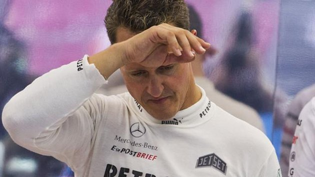 Michael Schumacher (Mercedes GP)