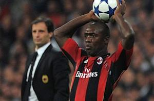 Seedorf dismisses rumors of AC Milan return