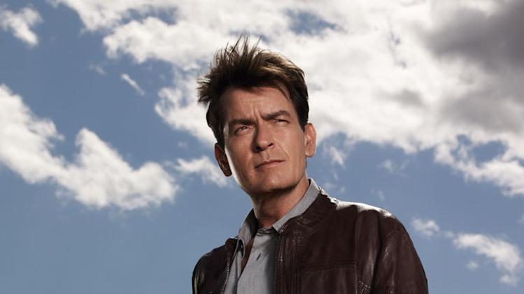 "Charlie Sheen, ""Anger Management"""