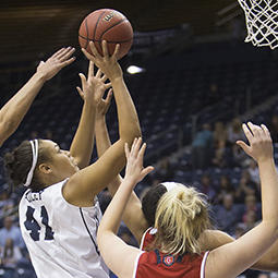 WCC Women's Basketball Player of the Week | December 15, 2014