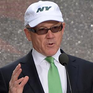 Boomer & Carton: Woody Johnson favorited #FireIdzik tweet