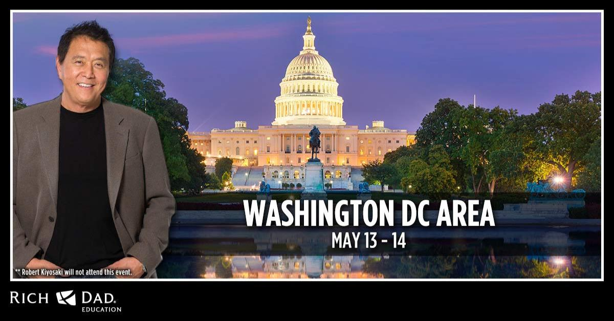 Free Workshop in Washington DC Area, May 13 - 14!