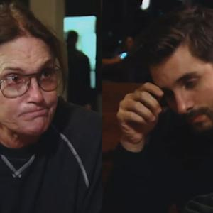 Bruce Jenner Gives Scott Disick Advice on Fatherhood
