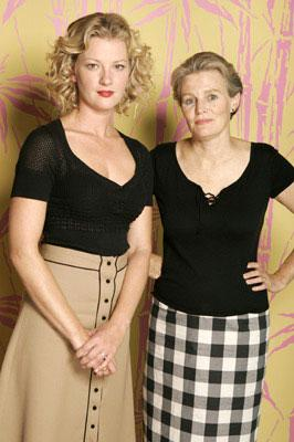 Gretchen Mol and director Mary Harron 2005 Toronto Film Festival - The Notorious Betty Page Portraits