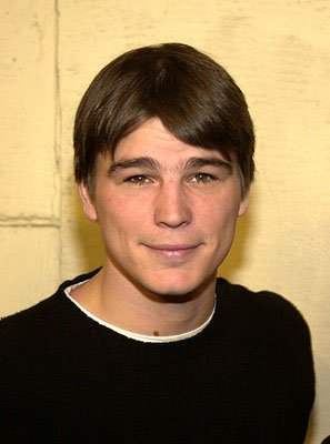 Josh Hartnett at the LA premiere of Miramax's 40 Days and 40 Nights