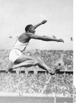 New American Experience Episode Profiles Olympic Great Jesse Owens