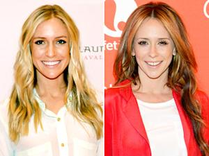 Kristin Cavallari's Wedding Dress Reveal, Jennifer Love Hewitt's Engagement Ring: Today's Top Stories