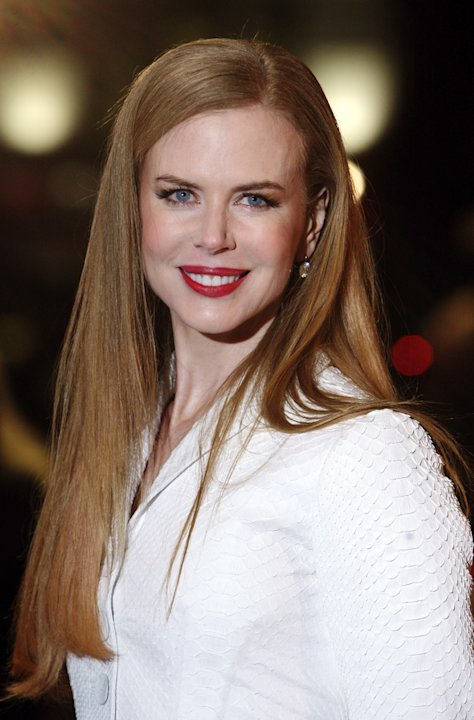Nine UK Premiere 2009 Nicole Kidman
