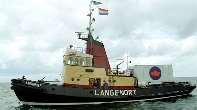 Dutch 'Abortion Boat' Barred From Morocco (ABC News)