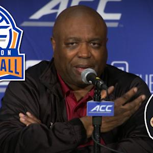 FSU's Leonard Hamilton Feels Confident About Veteran Team | ACC Operation Basketball