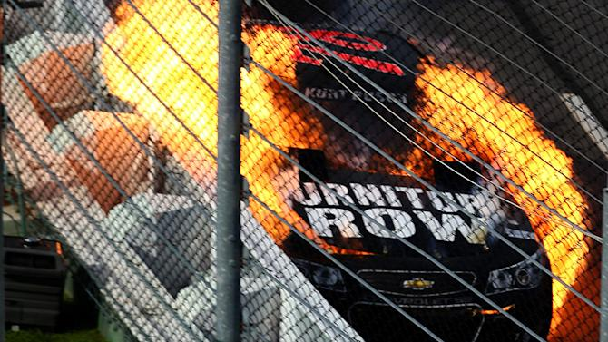 5-Hour Energy Craziest Moment From The Track: STP Gas Booster 500