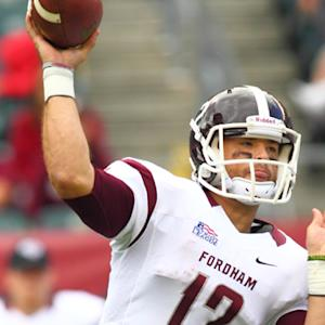 Fordham's Nebrich earns Rockin' Refuel Performance of the Week