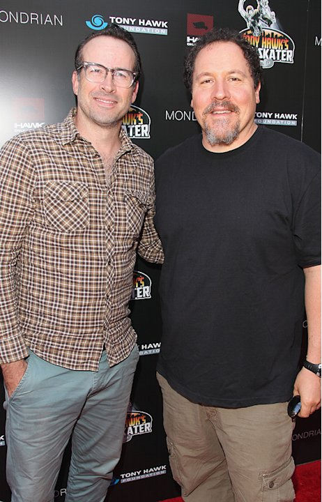 Jason Lee, Jon Favreau