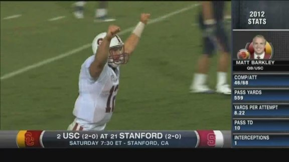 USC at Stanford preview