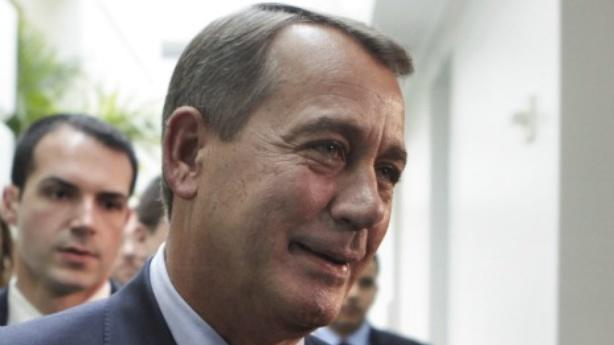 Boehner Sways Holdouts with Balanced Budget Amendment