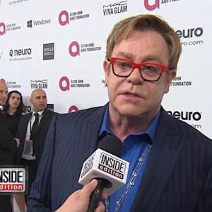 Elton John's Oscar Party Gathers Big Stars