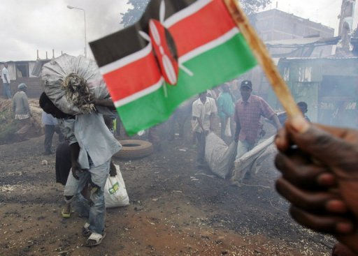 At Least 48 Kenyans Hacked To Death In Ethnic Clash