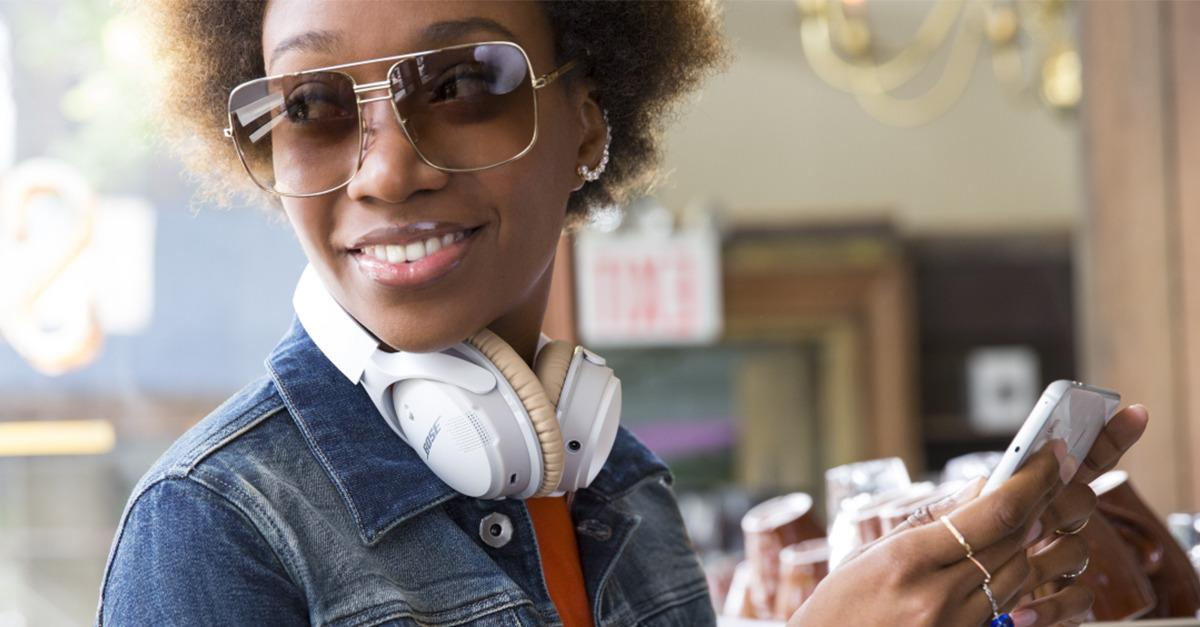 SoundLink® Wireless Headphones from BOSE®