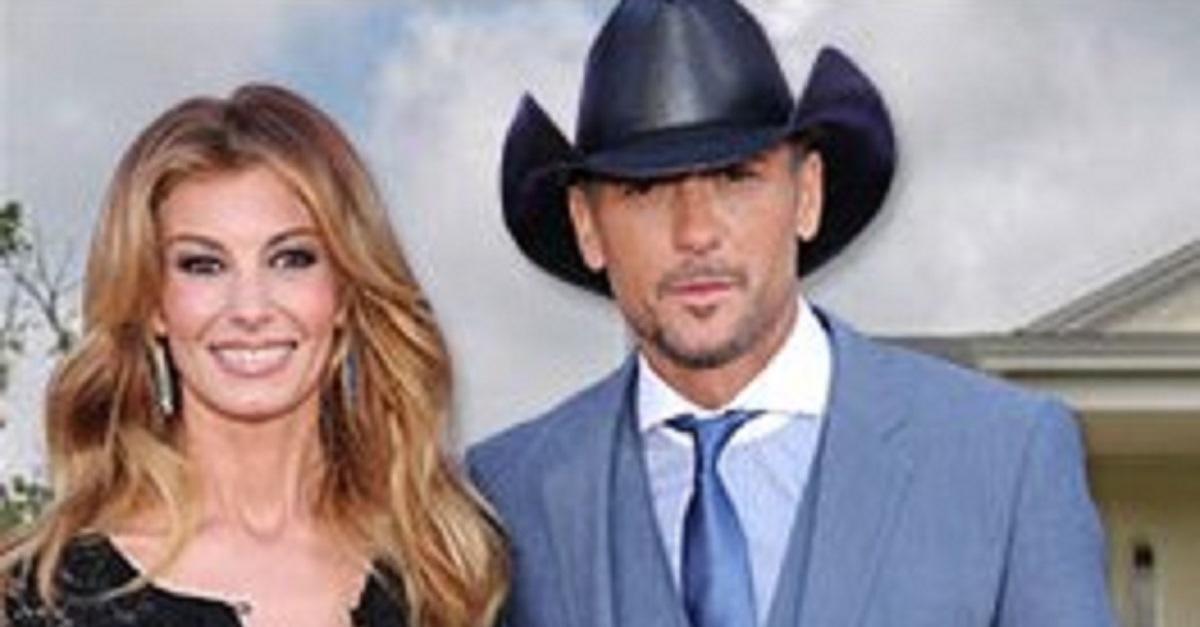 Tim McGraw and Faith Hill - House For Sale