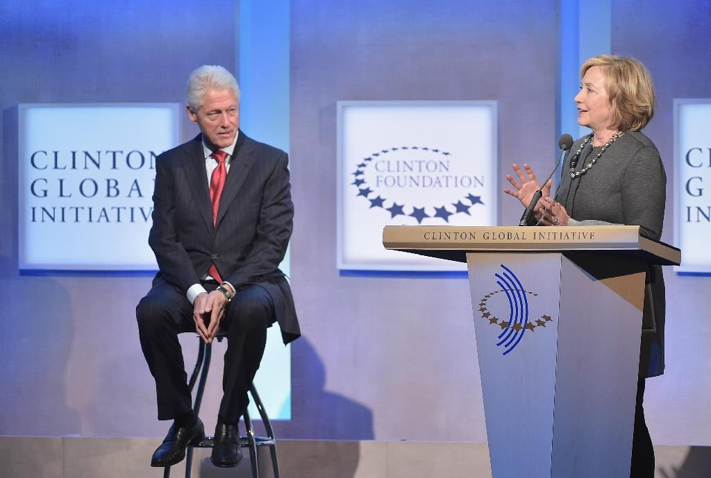 Clinton Foundation admits financial disclosure 'mistakes'