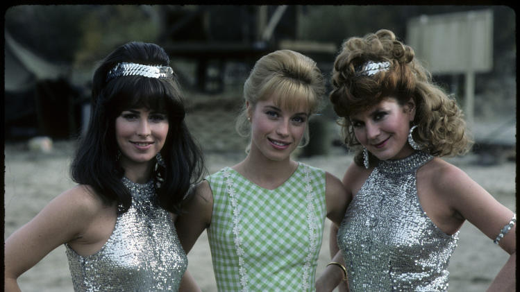 """China Beach"" DANA DELANY;NAN WOODS;CHLOE WEBB"