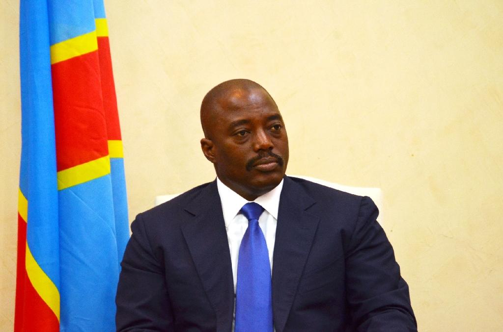DR Congo president opens debate ahead of contentious polls