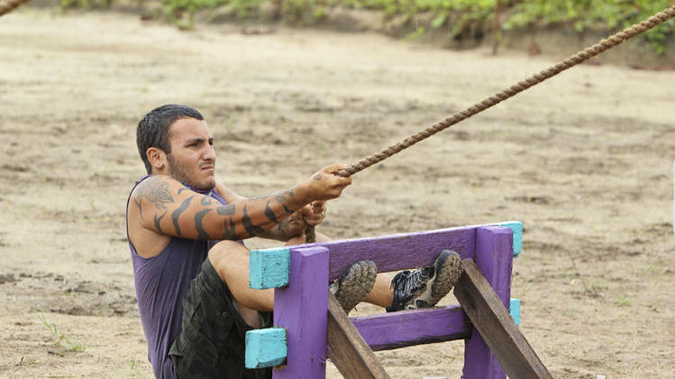 """Survivor: Caramoan - Fans vs. Favorites"" - ""Persona Non Grata"""