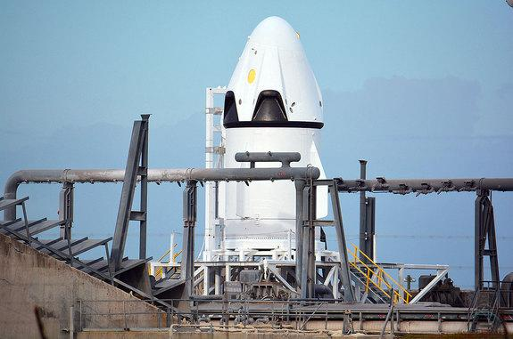 SpaceX Dragon 'Pad Abort' Latest in Line of Launch Escape System Trials