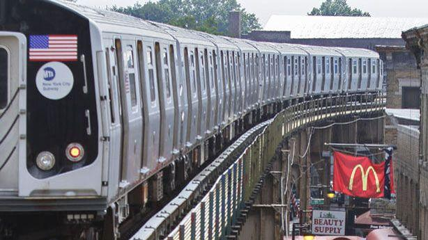The Horror of Driving a Subway Train That Kills Someone