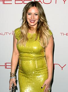 "Hilary Duff's ""Adorable"" Nursery -- All the Details!"