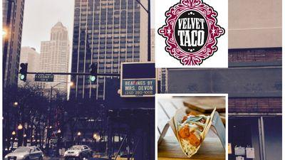 Take A Look At Velvet Taco's Chicago Menu