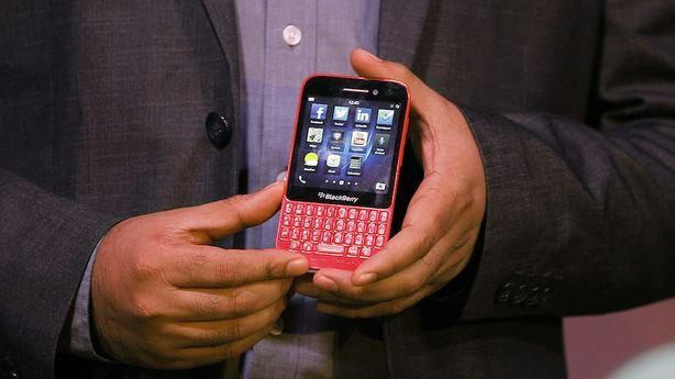 Blackberry Isn't Going to Sell Itself After All