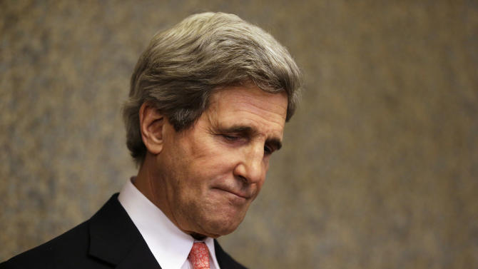 Kerry: Divided Egypt needs political compromise