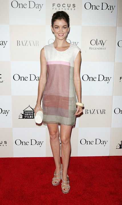 One Day NY Premiere 2011 Nora Zehetner