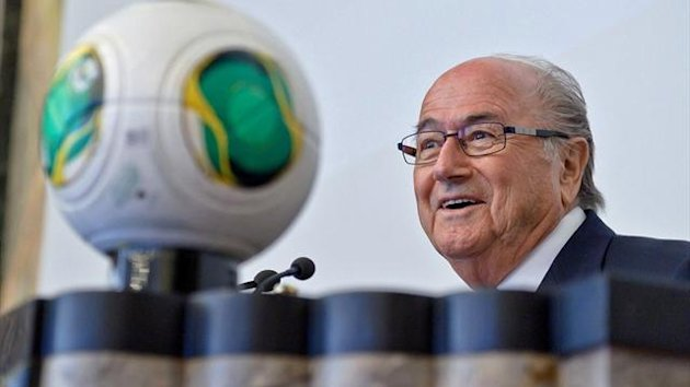 Blatter schliet eine weitere Amtszeit nicht aus
