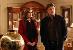 Stana Katic, Nathan Fillion | Photo Credits: Carol Kaelson/ABC