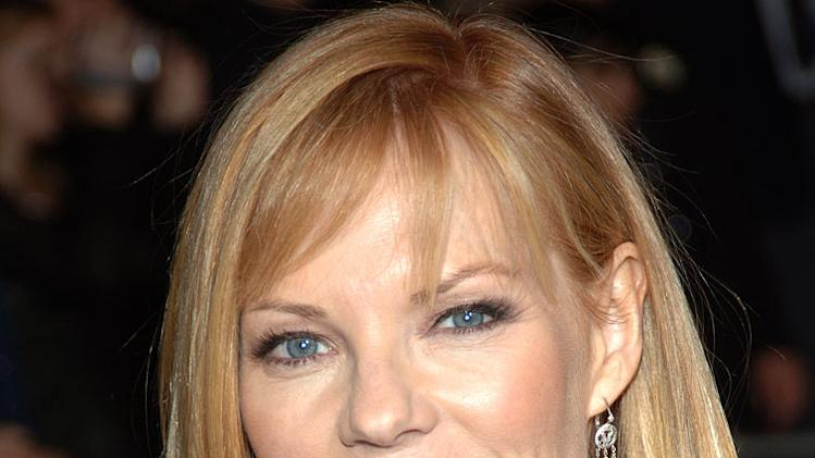 Marg Helgenberger at The 32nd Annual People's Choice Awards on January 10, 2006