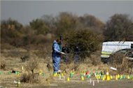 South Africa orders probe into miners' deaths