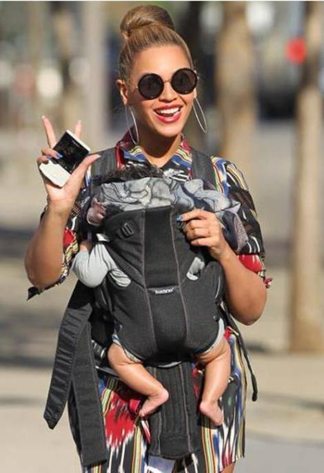 Beyonce's Stroller Stunt: Should Blue Ivy Be Worried?